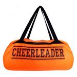 сумка батон спортивная с принтом