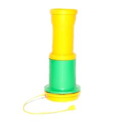 Дудка болельщика желто-зеленая, фото 1