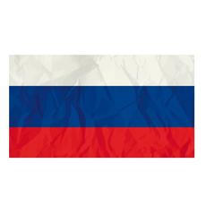 Флаг триколор без древка 70x100см, фото 1