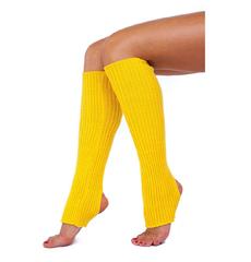 Гетры для танцев 50см желтые, фото 1