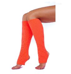 Гетры для танцев 50см оранжевые, фото 1
