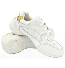 Кроссовки белые низкие, фото 1
