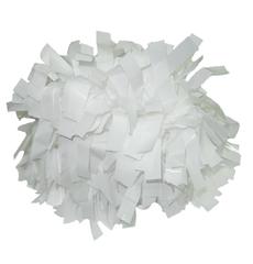 Помпон виниловый белый, фото 1