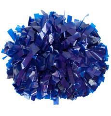 Помпон виниловый синий, фото 1