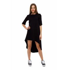 Платье черное pl.010