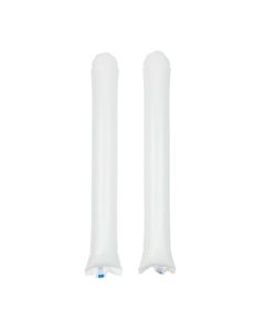 Палки-стучалки белые, фото 1
