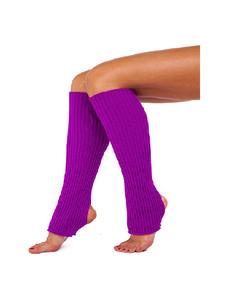 Гетры для танцев 50см фиолетовые, фото 1