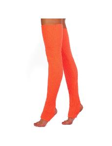 Гетры для танцев 80см оранжевые, фото 1