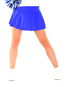 Юбка в складку (синяя), фото 1