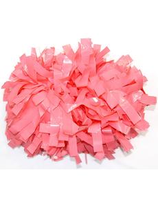 Помпон виниловый розовый, фото 1