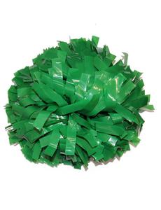 Помпон виниловый зеленый, фото 1