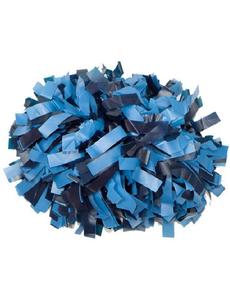Помпон пластиковый синий с черным, фото 1