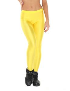 Лосины (желтые) F002, фото 1