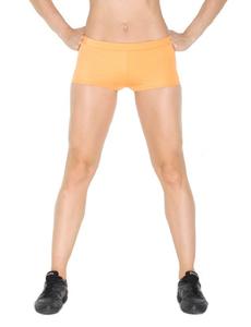 Шорты для танцев (оранжевые) F121, фото 1