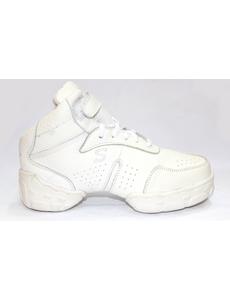 Кроссовки белые высокие, фото 1