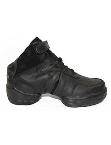 Кроссовки черные высокие, фото 1