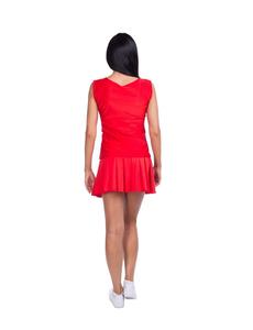 Топ черлидера, модель №2 (красно-белый), фото 3