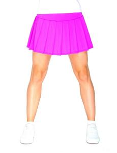 Юбка в складку (фиолетовая), фото 1