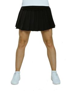Юбка в складку (черная), фото 1