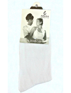 Носки белые, фото 1