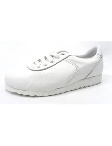 белые кроссовки для спортивной аэробики