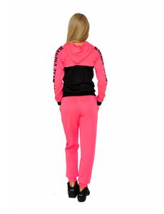 Олимпийка с капюшоном женская (реглан), фото 2
