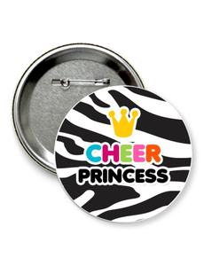"Значок ""cheer princess"""