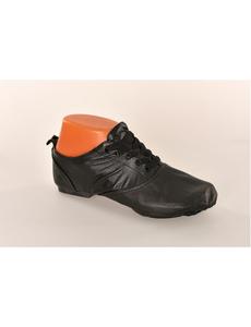 Джазовки кожаные  (размеры, 18-30) черные ДКЧ