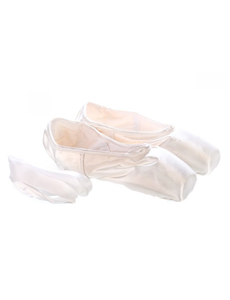 Пуанты балетные (размеры, 18-26) белые 210