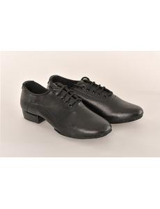Туфли для танцев (муж) (размеры 37,40) черные 7791