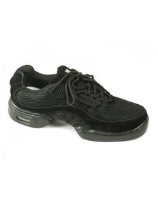 Кроссовки (сетка) (размеры 35-44) черные 8805