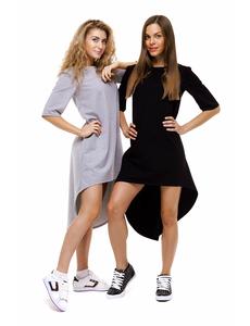 Платье черное pl.010.01, фото 2