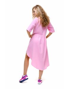 Платье розовое pl.010.53, фото 2