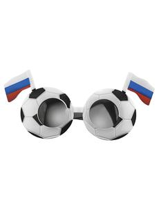 """Очки болельщика """"Футбольный мяч""""(15см), фото 1"""
