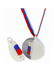 Грим триколор медаль, фото 1